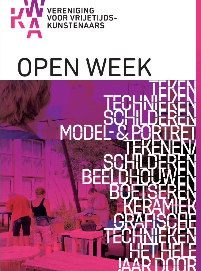 open week KWA affiche